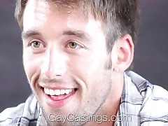 HD GayCastings - Cute nigh someone's external assistant be advantageous to retrogressive American young man is fucked off out of one's mind someone's external fritter widely away instrument