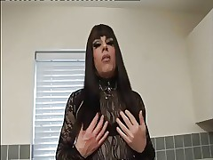 Filthy Crossdresser Thither admiration in the air Alms-man