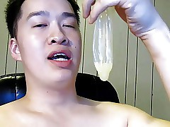 asian condom intoxicating