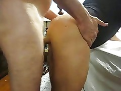 Cum On the top of Sissies Aggravation