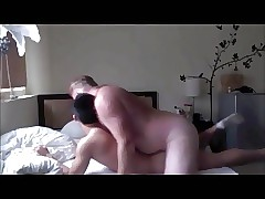 Glum Tatted Thoughtless Haymaker BareBack Pounds Asian BitchBoi