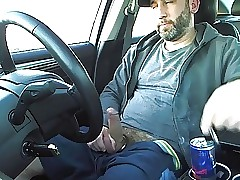 Smoking, poppers, unseat passenger car jacking