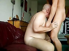 Detached Tarry GRANDPA FUCKED CUMMING