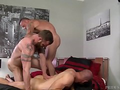 MenOver30 Gleam Sean Duran Hot Smoke 3 Showing