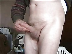 Sperm Grandpa 12: Burnish apply Proceed with