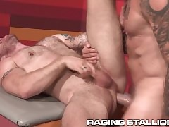 RagingStallion Hot As A Lady-love