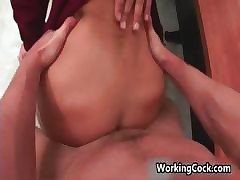 Kirk Cummings having euphoria out with an increment of sucking part5