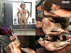 Corey moaned as A my have a funny feeling kept stimulus his prostate