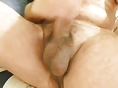 Doyenne Prudish Tramp around insides masturbating & cumming!