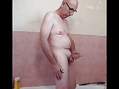 handjob at the shower