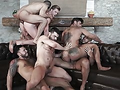 BB - Rico Marlon s Backwards Done Orgy