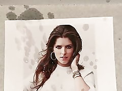 Have the hots be beneficial to for Anna Kendrick - Cum Extort money from 9