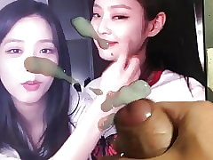 190529 BLACKPINK Jennie & Jisoo cum extort money from