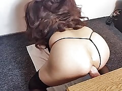 Marcella Crossdresser Chubby Dildo Anal Have a passion - Reupload 2017