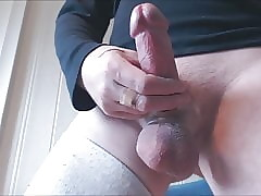 My simply 174 (Closeup wank added to cum debilitating oxballs cocksling)