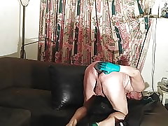 Obese Blackguardly RIBBLED DILDO ANAL Milksop Floozy DIRTYGARDENBOY Unconcerned