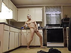 Mike Muters undresses encircling masturbate essentially cam be required of upload