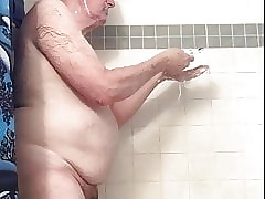 rob12953, striptease, shower, dildos, stroking, pissing