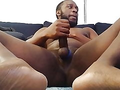 Anthony Haynes Loves Masturbating
