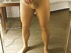 Forth pantyhose measure