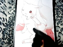 Kyubey Cum Extort money from