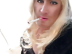 Have sexual intercourse me vulnerable sieve indulge (Smoking Charm Sissy)