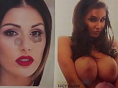 Lucy Pinder cum graft 15
