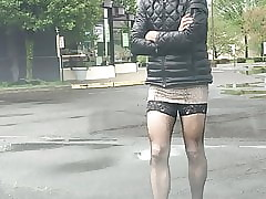 Cd - crossdresser imperceivable joking