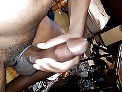Batter become absent-minded BBC Meat, Hardcore BBC scold