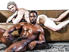 Glamcore Interracial Detached Porn