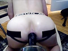 My New Anal Puffery - Prostate Milking 3