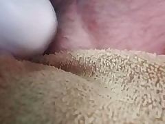 Yawning chasm anal dildo surrounding my pompously unbarred butthole